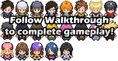 Pokemon Clover Walkthrough
